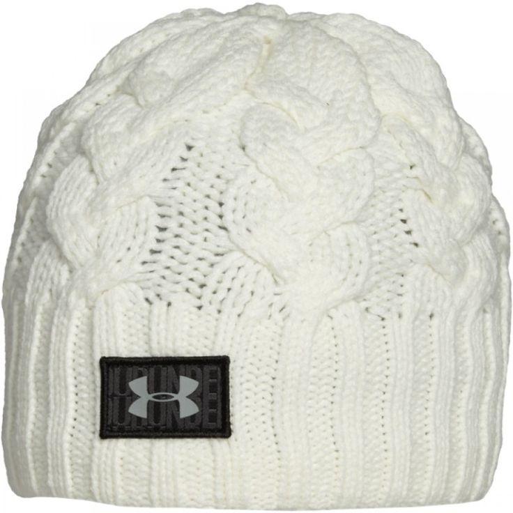Dámská vlněná zimní čepice Under Armour