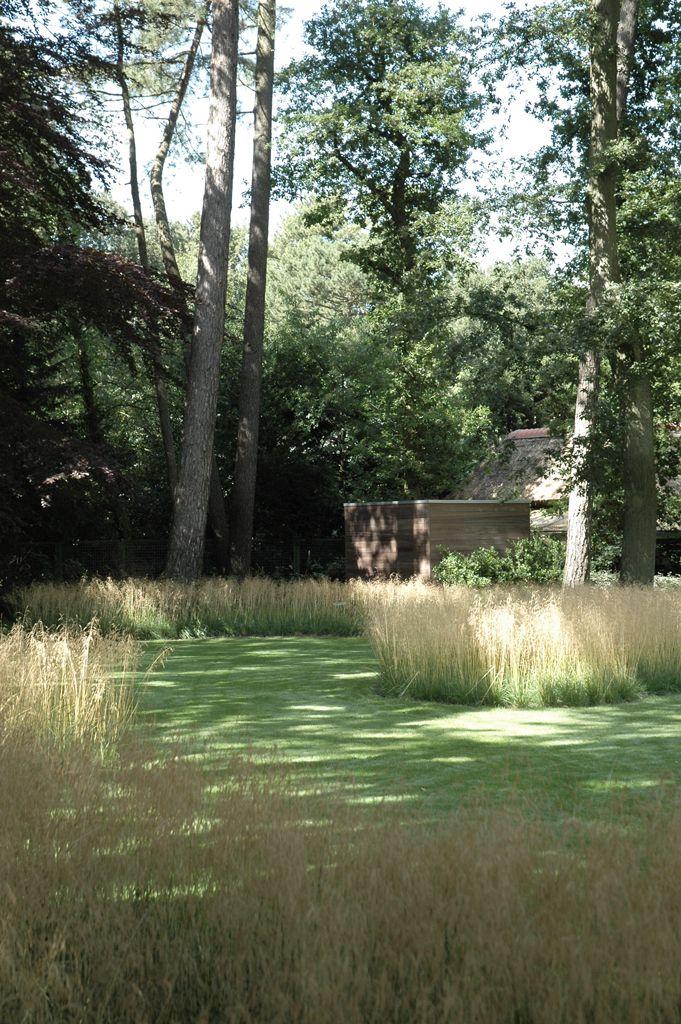 Moderne tuin: ontwerp geïnspireerd op klassieke zentuin - Avantgarden