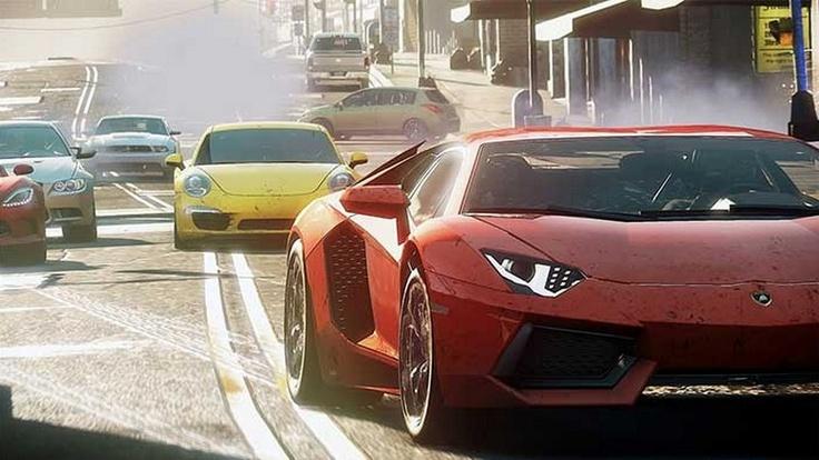 Need For Speed Most Wanted - Vidéos explosives de l'E3 : trailer et gameplay (Vidéo)