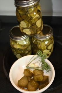 Heritage Harvest Homestead: Amish Sweet Dill Pickles