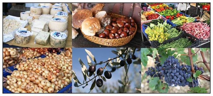 The Foods Of Umbria