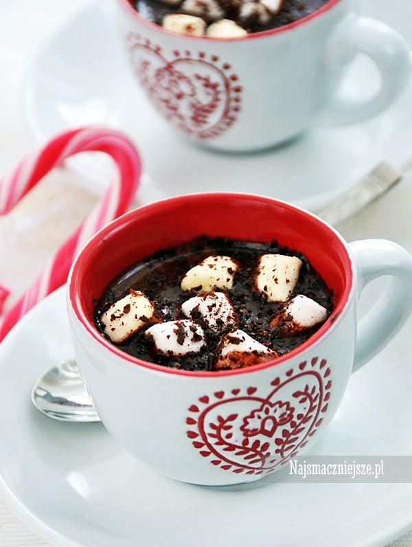 Rozgrzewająca czekolada z pomarańczą #czekolada #dopicia #nagorąco #święta #najsmaczniejsze #food