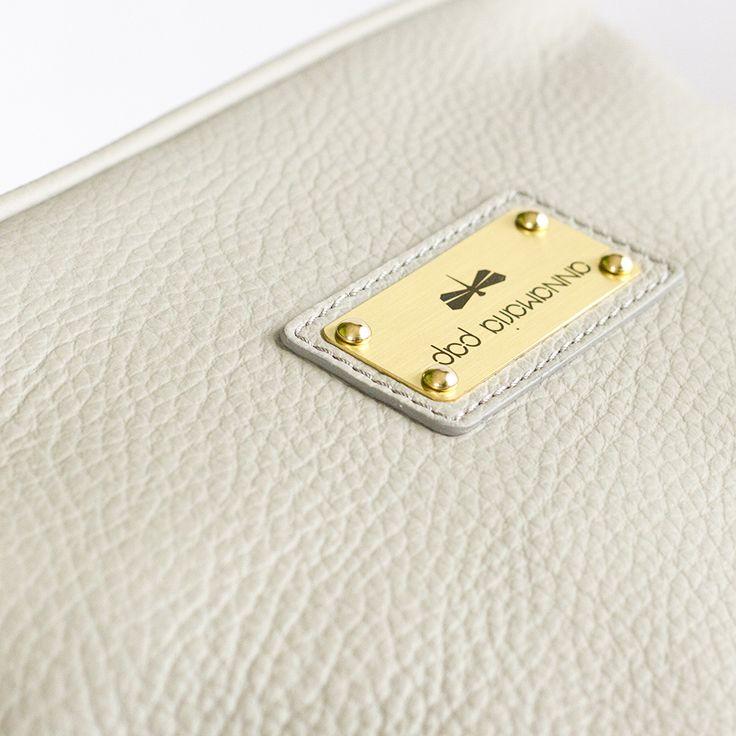SOFIA leather bag by ANNAMARIA PAP