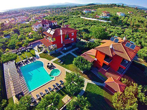 Sunday Summer Resort, Studios – Apartments in the beautiful seaside village of…