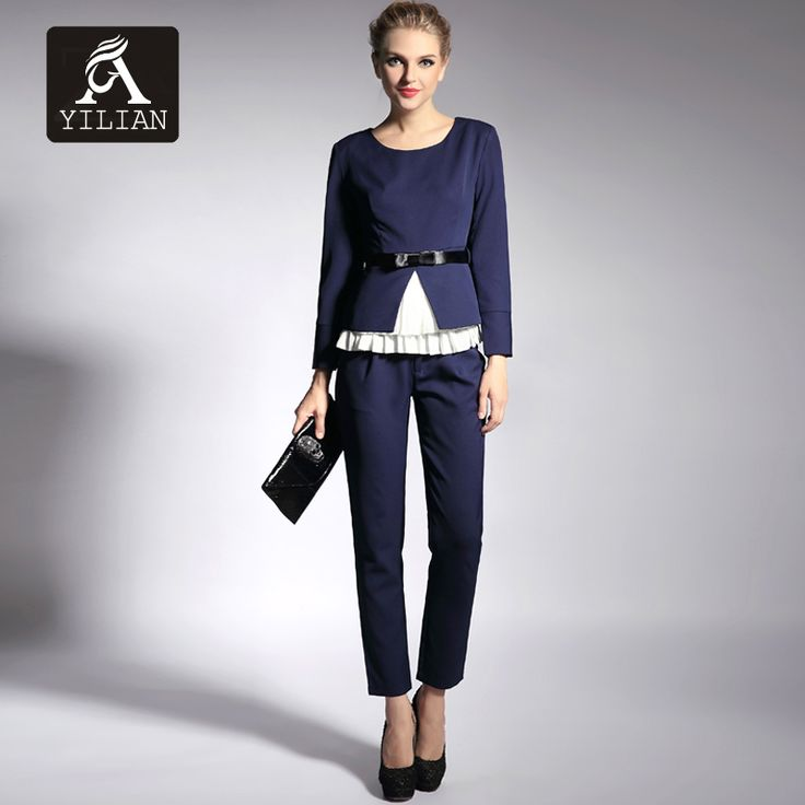 Womens dressy suits suit la for Dress pant suits for weddings plus size