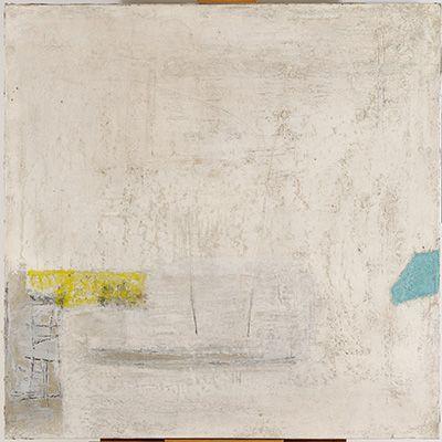 Ahti Lavonen: Valkoinen maalaus 1961, informalismi