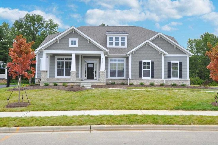 Check Out This Amazing House in Parkwood New Albany #NewAlbanyHomesForSale  594,800 - 3 Bedrooms, 2.2 Bathrooms | Gahanna Jefferson Schools  https://www.thebuckeyerealtyteam.com/property-search/detail/111/217015775/3017-highland-woods-boulevard-new-albany-oh-43054/more?tlid=9e917ab5c755464cbb741533baa14ff2  Beautiful ranch home featuring a 3 car sideload garage and a private upstairs bonus room. Stunning Craftsman exterior with a stack stone water table and large front porch. Den is off the…