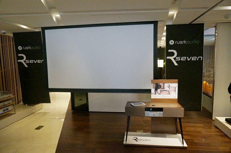 Ruark Audio R7 Launching Show