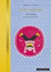 Per Pusling og åtte andre fortellinger av Astrid Lindgren (Innbundet)