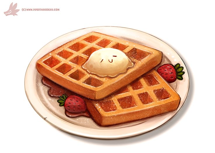 Image result for waffles cute