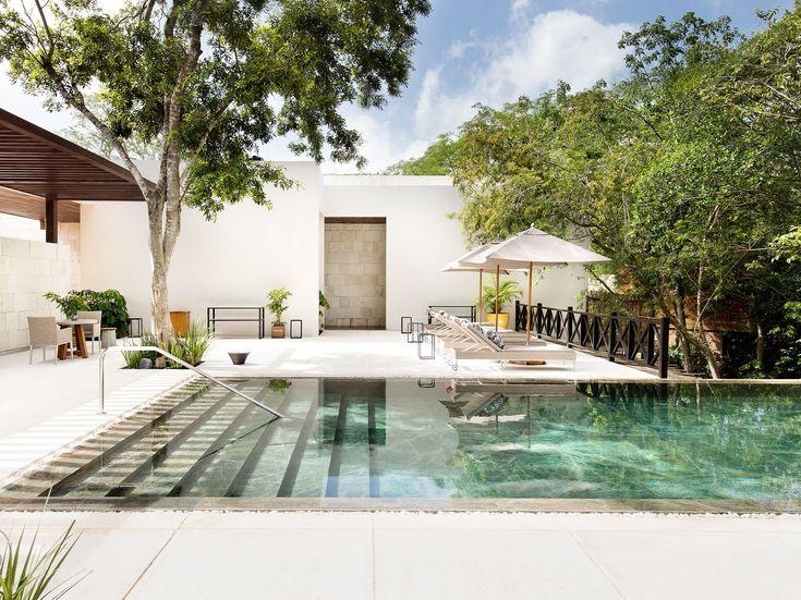 Die besten 25+ Spa hotel Ideen auf Pinterest Spa, Hotel spa und - schlichtes sauna design holz seeblick