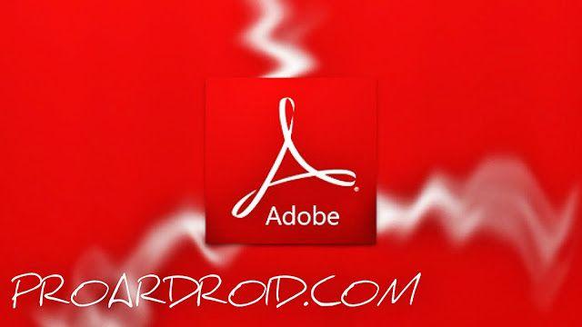 Adobe Reader هو التطبيق الشامل لقراءة ملفات Pdf وهو قوي جدا و مليء بالخصائص التطبيق يتيح لك إمكانية فتح ملفات Pdf بسرعة و مباشرة من البريد Adobe Acrobat Adobe