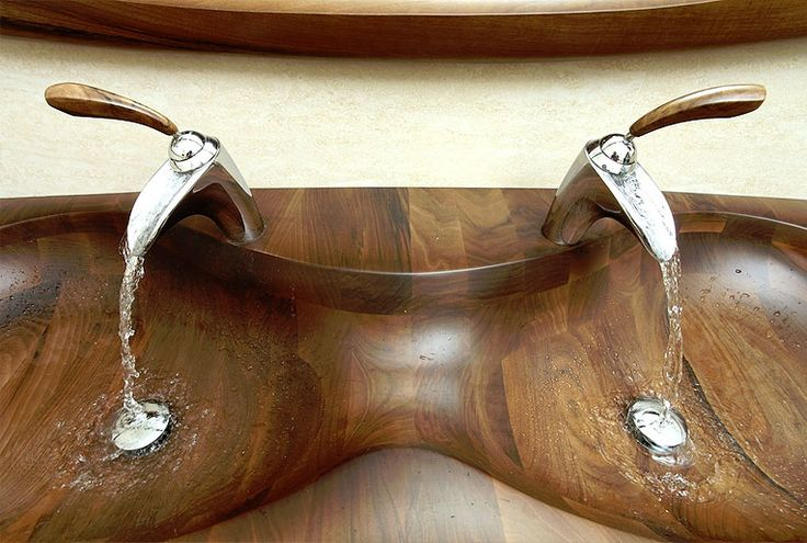 Vauu.eu | Baths | Wooden Bathtub NIRVANA