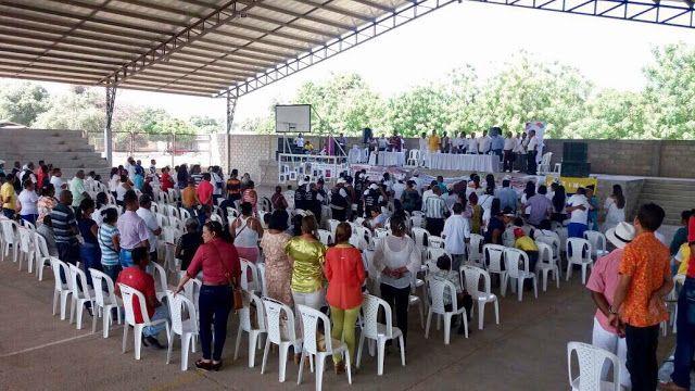 Hoy es Noticia : La Guajira rindió tributo a sobrevivientes del con...