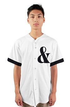 "Apliiq.com presents the KNIGHTS&KINGS ""Knights&Kings"" Mens Baseball Jersey baseball jersey $136.00"