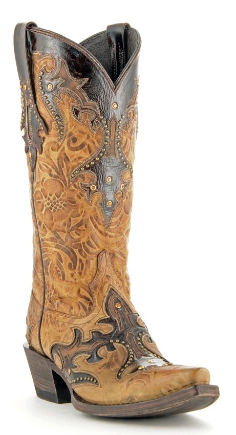 Womens Lucchese Boots M5725 [M5725.S54] - $499.99 : Boots & More Top Notch Boots, At Rock Bottom Prices