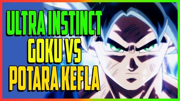 Goku's Second ULTRA INSTINCT Vs Potara Kefla - Dragon Ball Super Theory/...
