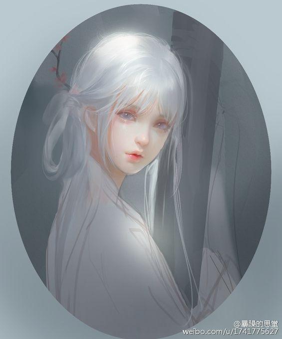 Best 616 White/Gray/Silver Hair ideas on Pinterest ...  Best 616 White/...