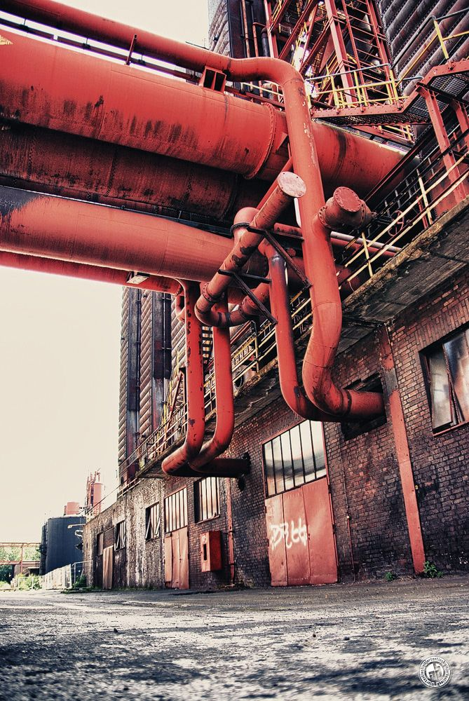 Photography Inspiration - Buildings - Industrial
