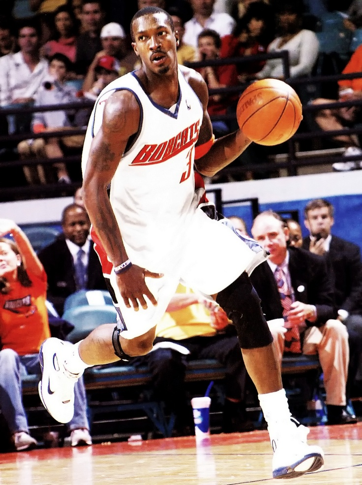 young Gerald Wallace