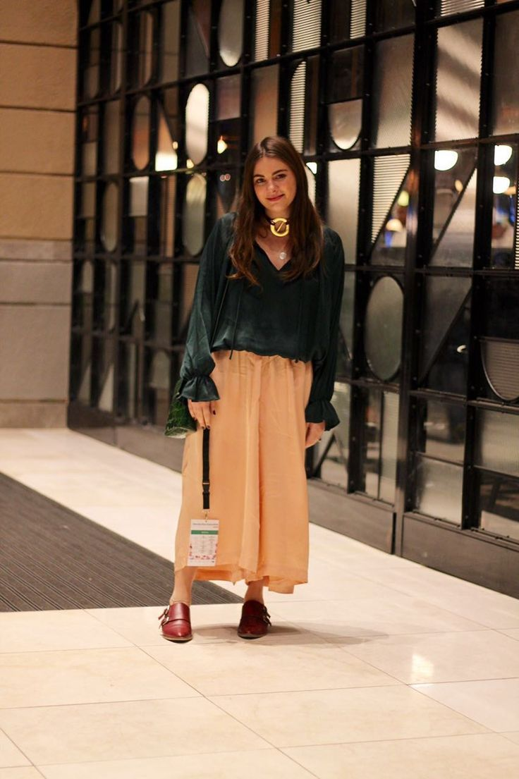 Raya Rossi is always one of our favourites at fashion week.