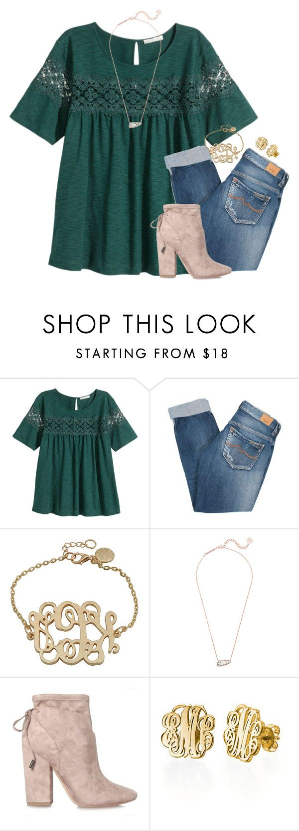 """""""Happy Birthday Jesus! I'm so glad it's Christmas!"""" by amberfmillard-1 ❤ liked on Polyvore featuring H&M, Pepe Jeans London, Kendra Scott and Kendall + Kylie"""