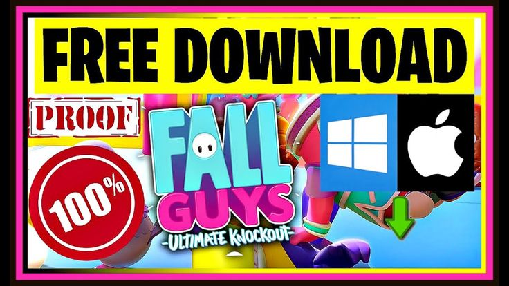 Fall Guys Download PC 2020 For Free Easy Way in 2020