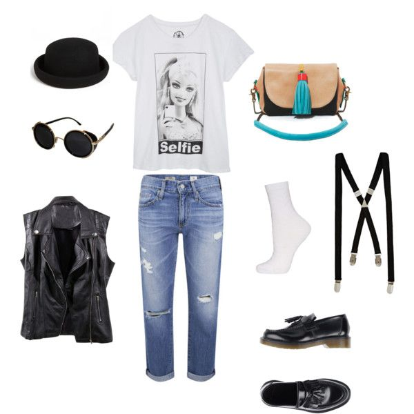 """London Selfie"" by workingincloset on Polyvore #fashion #onblog #tee #londonstyle #outfit #fashionblog #style #workingincloset #workinginclosetfashionblog"