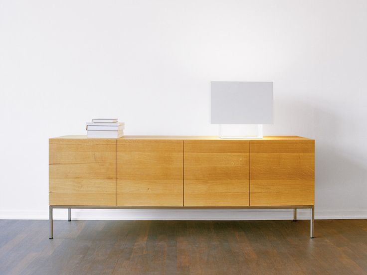 E15 Sb02 Farah Sideboard Oak