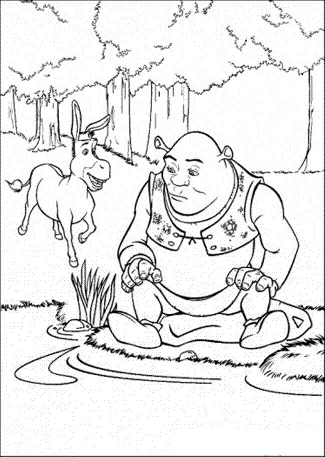 85 best Dreamworks Coloring Pages images on Pinterest Coloring