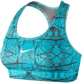 Nike Women's Pro Hypercool Compression Printed Sports Bra - Dick's Sporting Goods