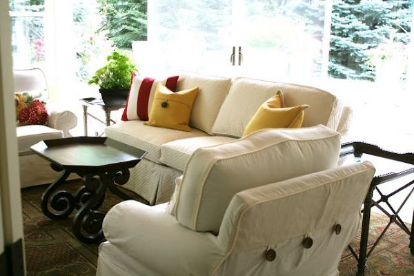 Ready Made Slipcovers For Sofas Best Sofa Slipcovers