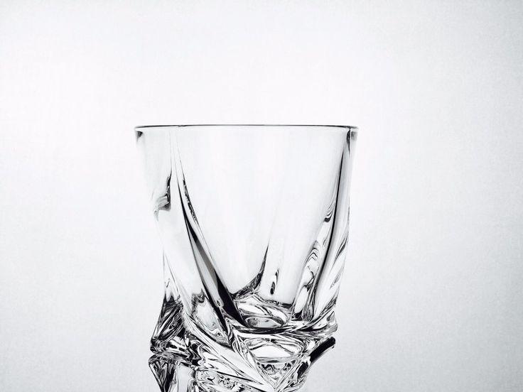 Service Tourbillon: 6 verres à Whisky.