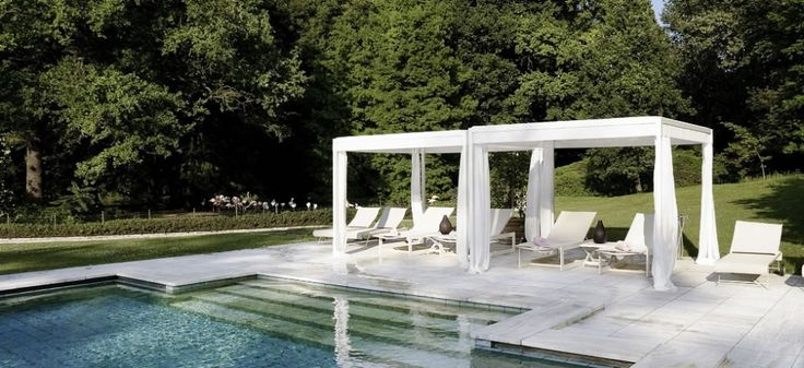 gazebo per piscina - Google Search