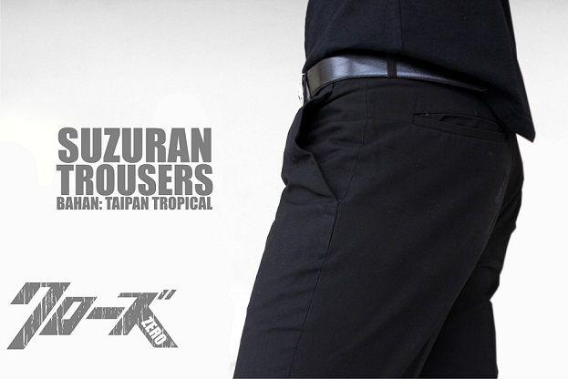 Celana Crows Zero Takiya Genji - Suzuran Trousers