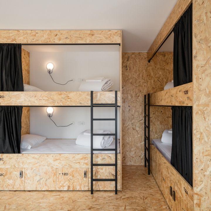 Hostel CONII by Estudio ODS, Quarteira – Portugal » Retail Design Blog