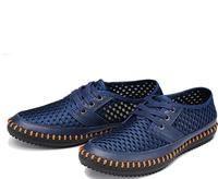 Unisex summer 2017 men's shoes waterproof breathable Men sandals zapatos Dude