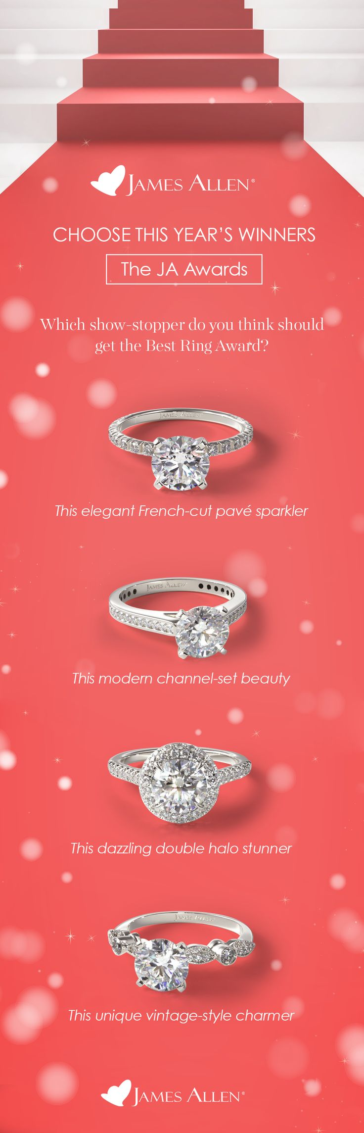 rose basket in gold engagement double hidden style french oval diamond pave pav brilliant enr rings halo a ring