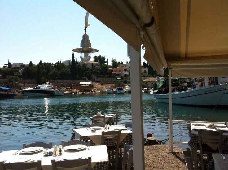 Tarsanas, Spetses (Old Harbor)