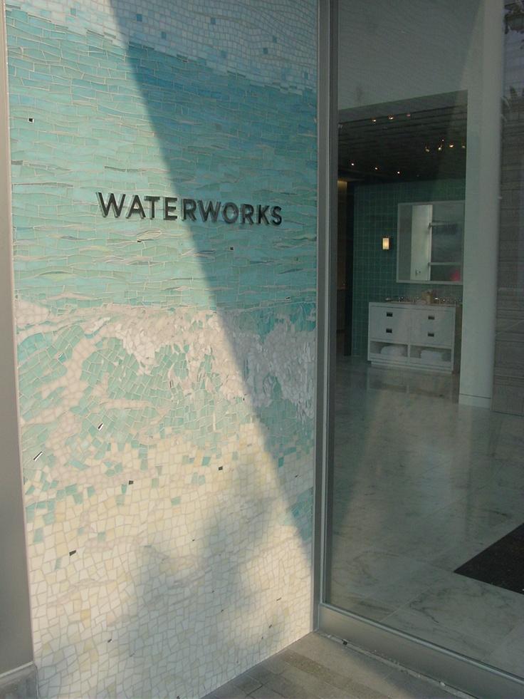 Waterworks Los Angeles Showroom Tempo Surfaces Display