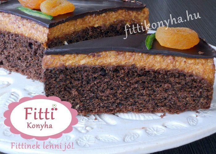 Sacher torta - Szilvi ÍzVilág