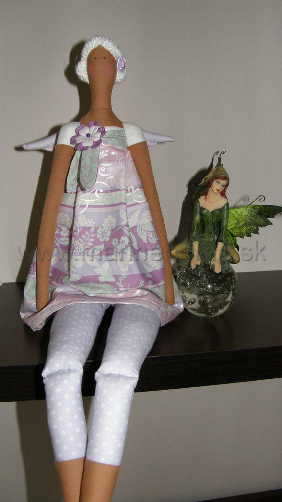 Tildas Blomsterhage-engel