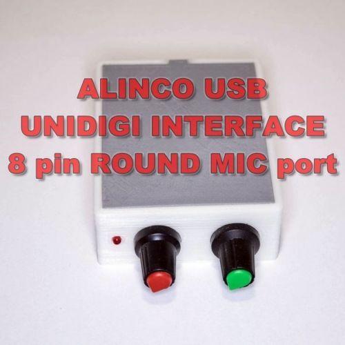 Alinco-DX-SR8-amp-DX-SR9-Digi-Interface-with-PTT-PSK-PSK31