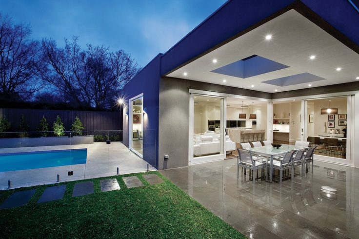 canny renovations in hawthorn home renovations custom house extensions luxury display homes by contemporary melbourne home builders custom - Modern Display Homes