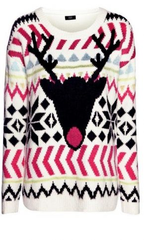 Are you wearing your Xmas jumper yet? http://lookm.ag/qwGRBH