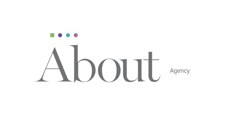 About Agency - logo
