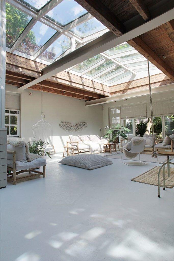Een prachtige, lichte loft in Amsterdam waar je zonder twijfel nu in wil trekken - Roomed