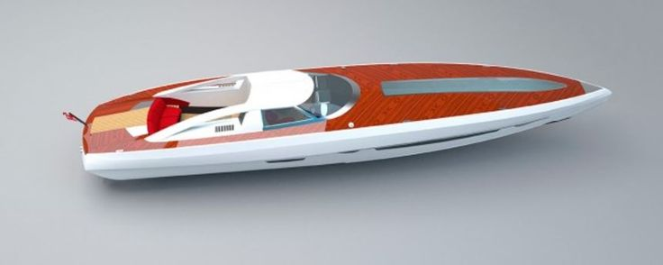 """FURY"": The Perfect Name For This Badass Andrew Trujillo Design! - Marine News - BoatShowAvenue.com"