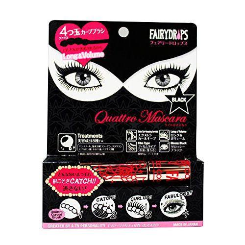 FAIRY DROPS Quattro mascara