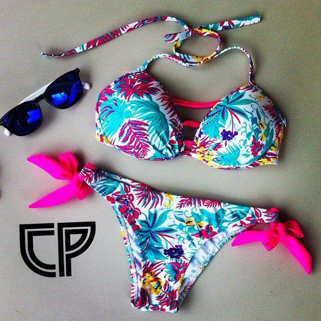 Sneaky Peak Tropical Swimwear 2015 » #summerlove#underwear #swimwear
